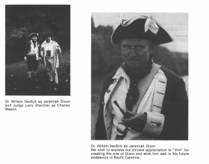 Mason & Dixon 1989 -2
